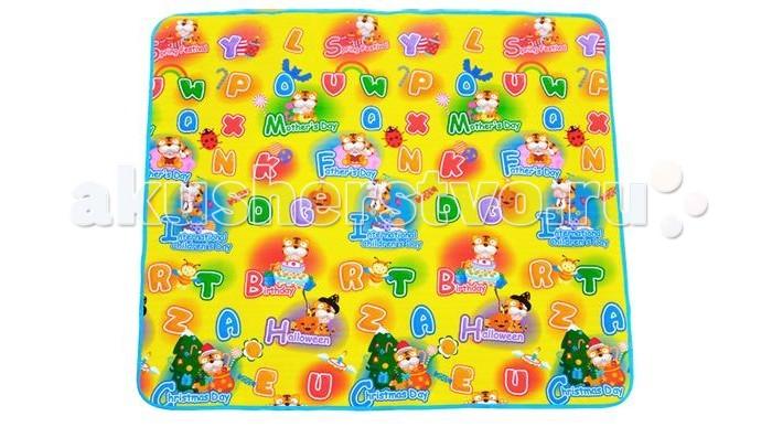 Игровой коврик Mambobaby Тигрёнок на празднике
