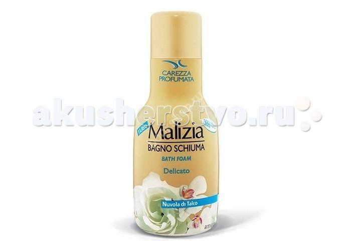 Malizia Пена для душа и ванны тальк Talco 1 л