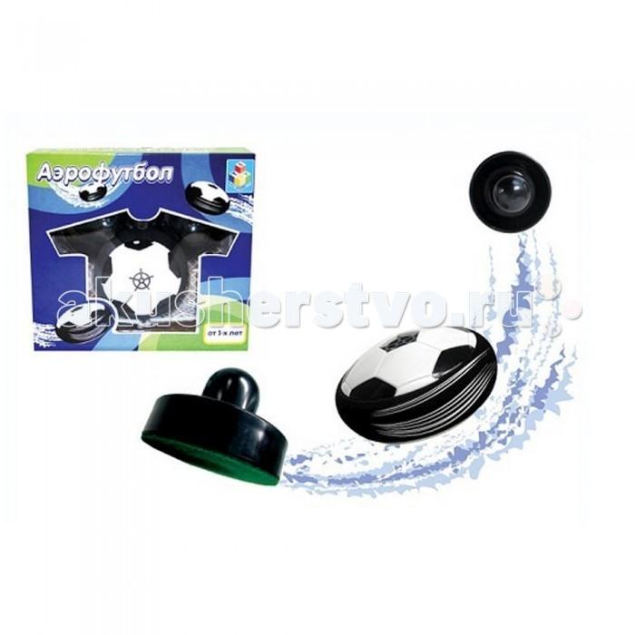 1 Toy Электронная настольная игра Аэрофутбол