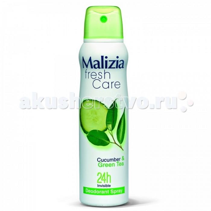 Malizia Дезодорант-антиперспирант женский Fresh Care CucumberGreen tea 150 мл