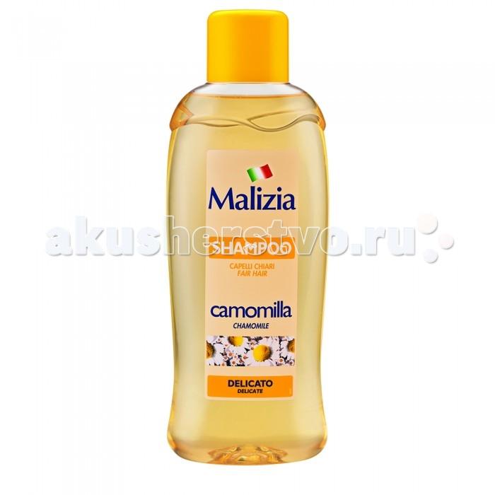 Malizia Шампунь для светлых волос ромашка Fresca Vitalita 1 лШампунь для светлых волос ромашка Fresca Vitalita 1 лMalizia шампунь для светлых волос ромашка Fresca Vitalita 1 л бережно очищает и одновременно ухаживает за волосами. Его формула с натуральным экстрактом ромашки смягчает кожу и помогает предотвратить раздражение, делает кожу и волосы мягкими и нежными.   Не содержит красителей и щелочного мыла. pH - нейтральный.  Совместимость с кожей клинически доказана дерматологами  Объем: 1 л  Способ применения: нанесите необходимое количество шампуня на влажные волосы, вспеньте, мягко помассируйте кожу головы и волосы, смойте большим количеством воды.<br>