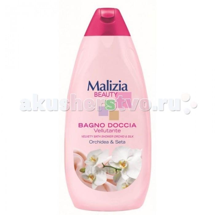 Malizia Гель для душа Beauty орхидея и шелк 500 мл