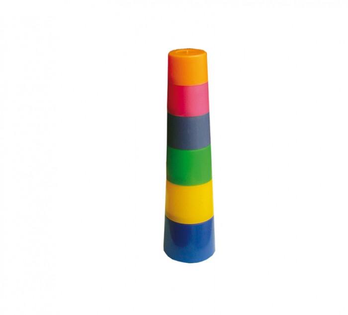 Развивающая игрушка Спектр Игра Пирамида Башня 6 эл.
