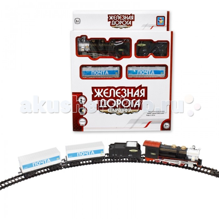 1 Toy Железная дорога Восточный Экспресс Т54440 320 см