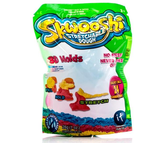 Skwooshi Пакетик с формочкой и массой для лепки 28 г