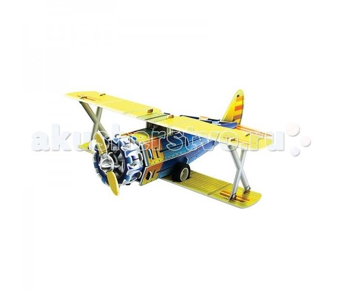 Конструктор IQ 3D Пазл Классический истребитель F41-B инерционный 38 элементов3D Пазл Классический истребитель F41-B инерционный 38 элементовIQ 3D Пазл Классический истребитель F41-B инерционный 38 элементов FT20005   Если ребенок увлекается авиамоделированием или просто любит наблюдать за воздушными судами, то 3D-пазл с моторчиком Истребитель F-41 B от IQ 3D Puzzle придется ему по душе. Пазл состоит из 38 пластиковых элементов, которые отлично скрепляются между собой без помощи клея. В комплекте вместе с элементами пазла идет маленький моторчик, благодаря которому ребенок сможет играть с собранной моделькой.  Длина собранного самолета: 13 см.<br>