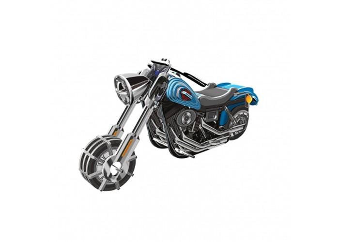 Конструктор IQ 3D Пазл Мотоцикл Wide G инерционный 42 элемента3D Пазл Мотоцикл Wide G инерционный 42 элементаIQ 3D Пазл Мотоцикл Wide G инерционный 42 элемента FT20011  3D-пазл Мотобайк от компании IQ Puzzle состоит из нескольких деталей, с помощью которых можно собрать миниатюрную модель мотоцикла, оснащенного инерционным механизмом. Собранная без помощи клея игрушка окрашена в серо-черный цвет с голубыми вставками, а проработанный дизайн делает ее очень интересной ля рассматривания.  Размер собранной игрушки: 7 см.<br>