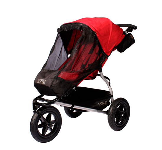 Москитные сетки Mountain Buggy для Urban Jungle, Terrain Sun Cover