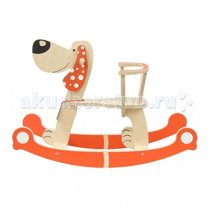 Качалка Woody Собака
