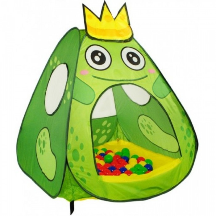 Calida Дом-палатка +100 шаров Царевна-лягушка