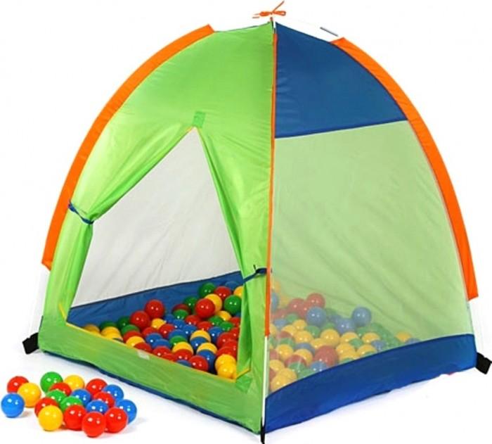 Палатки-домики Calida Дом-палатка +200 шаров