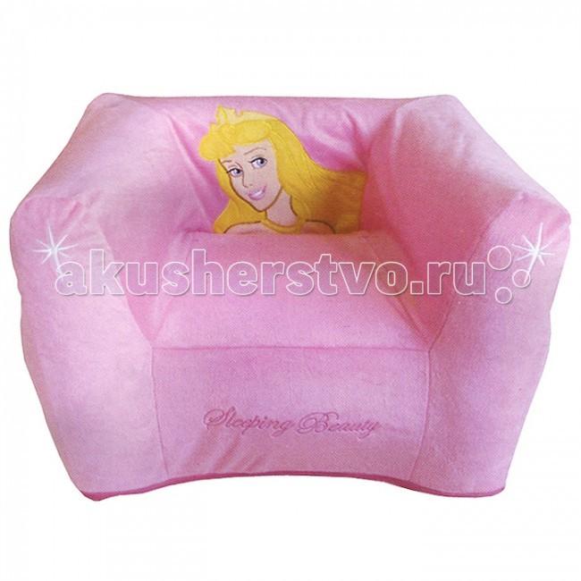 Мягкое кресло Disney Спящая красавица надувное малое 50x45x45 от Акушерство