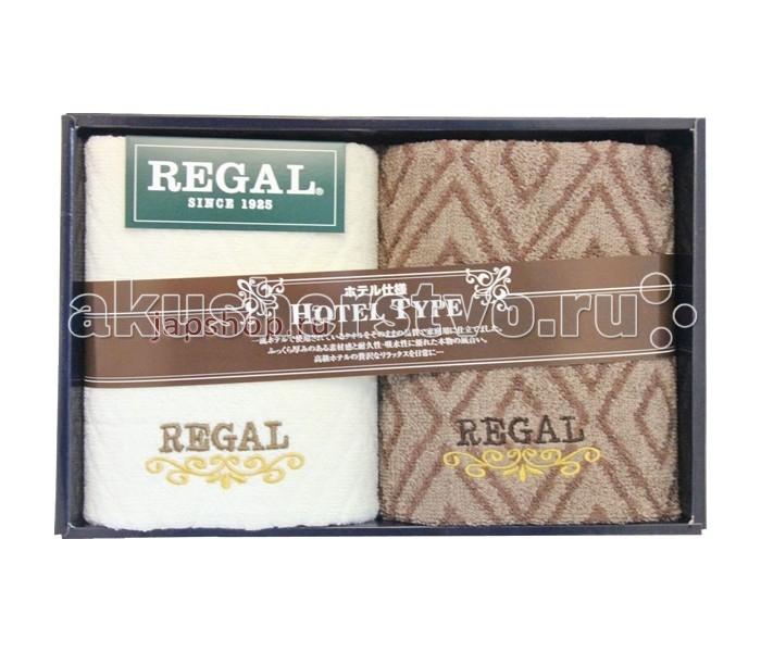 Honda Towel Набор полотенец в подарочной упаковке Regal 34х80 см 2 шт.Набор полотенец в подарочной упаковке Regal 34х80 см 2 шт.Honda Towel Набор полотенец в подарочной упаковке Regal 34х80 см 2 шт. - серия полотенец, основанная на сочетании американских традиций и японского качества. Великолепно впитывают влагу.    Элегантные полотенца REGAL подарят Вам незабываемые ощущения чистоты и комфорта, станут прекрасным украшением ванной комнаты.<br>