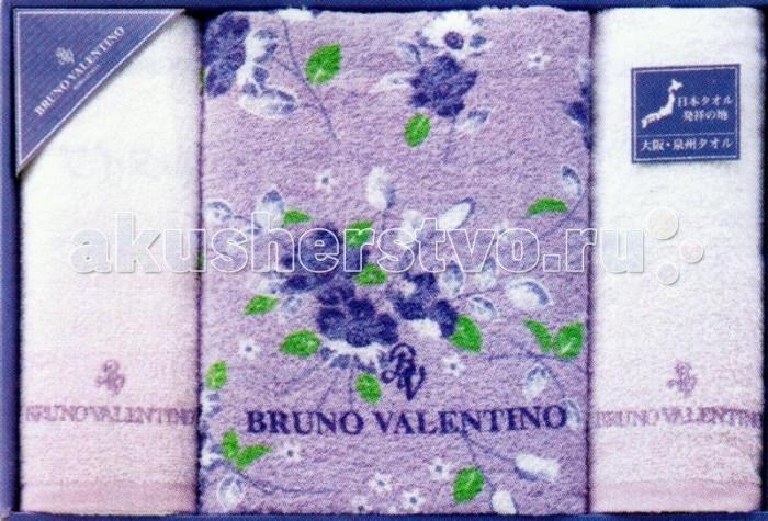 Honda Towel Набор полотенец в подарочной упаковке Bruno Valentino 3 шт.