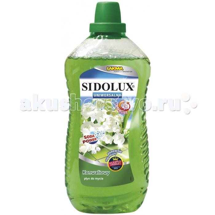 Sidolux Средство для мытья полов универсальное Ландыш 1 л