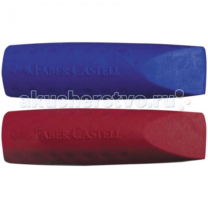 Faber-Castell Набор ластиков-колпачков Grip 2001 2 шт.