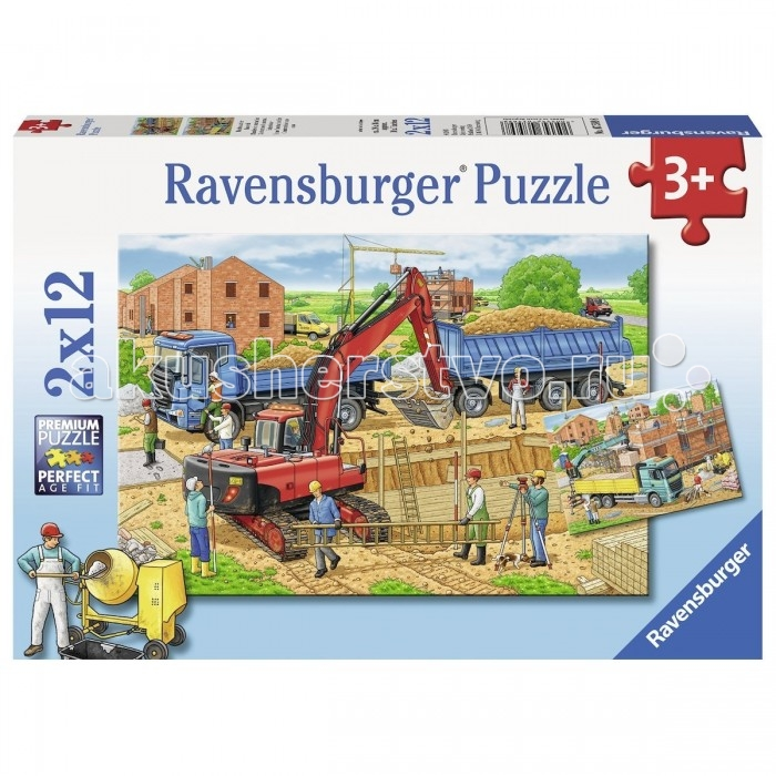 Ravensburger ���� ������� ���� 2�12 ���������