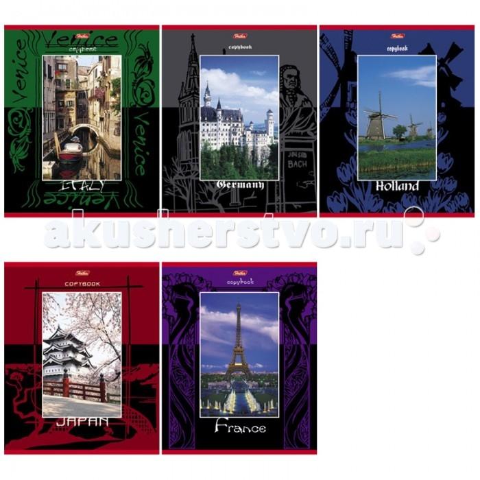 Hatber Тетрадь Вокруг света А5 (48 листов)