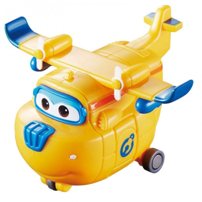 Super Wings Трансформер Донни
