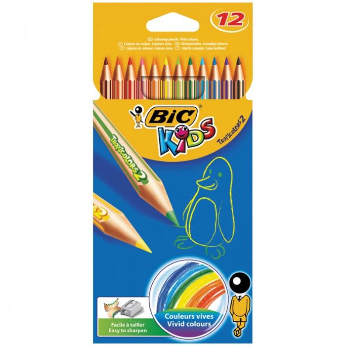 BIC ��������� Tropicolors2 ���������� 12 ������