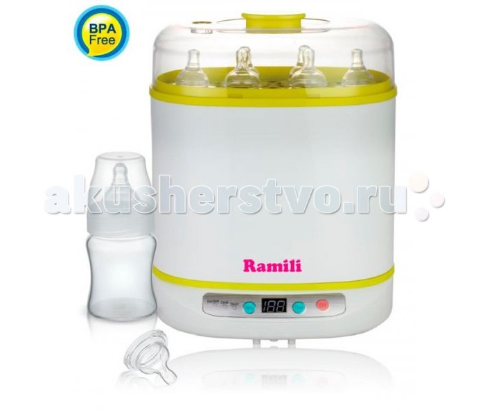 Ramili ������������ Steam Sterilizer ��� ������� ��������� � �����������