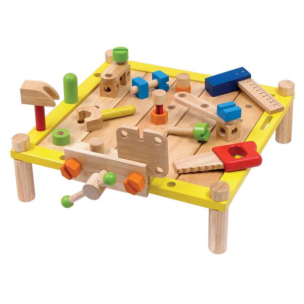 Деревянная игрушка I'm toy Набор Столярный стол