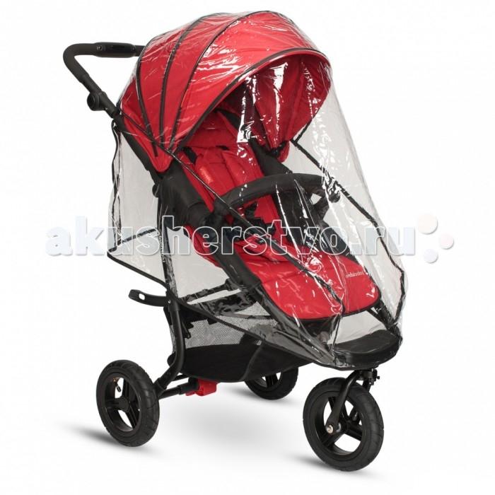 Дождевик Redsbaby для коляски Moveдля коляски MoveДождевик для коляски Redsbaby Move  Особенности: Защищает от дождя Легко крепится<br>