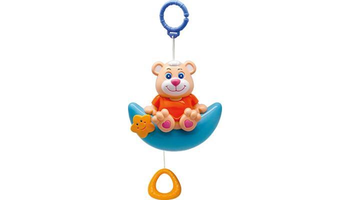Подвесная игрушка Maman Музыкальная подвеска RM-25