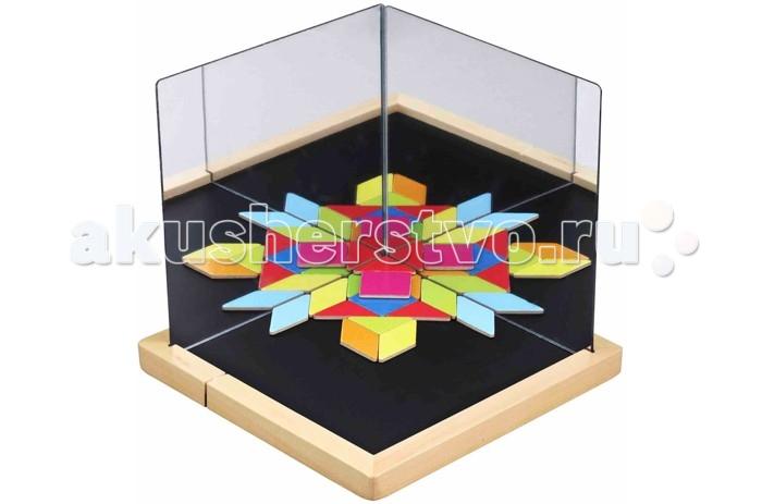 Деревянная игрушка Classic World Развивающая магнитная игра Оптические иллюзии