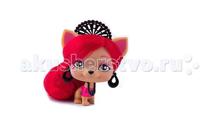 IMC toys Vip Джульетта с аксессуарамиVip Джульетта с аксессуарамиИгровой набор IMC toys Vip Джульетта с аксессуарами - это симпатичная собачка со своим уникальным стилем и характером, которые выражаются через ее прически и внешний вид.   Собачка Джульетта – после путешествия по Испании решила сменить имидж. Теперь она горячая испанка! Джульета имеет длинные волосы красного цвета, которые можно расчесывать и делать разнообразные прически. В качестве украшения, на голове Собачки имеется пейнета.  Высота собачки: 10 см<br>