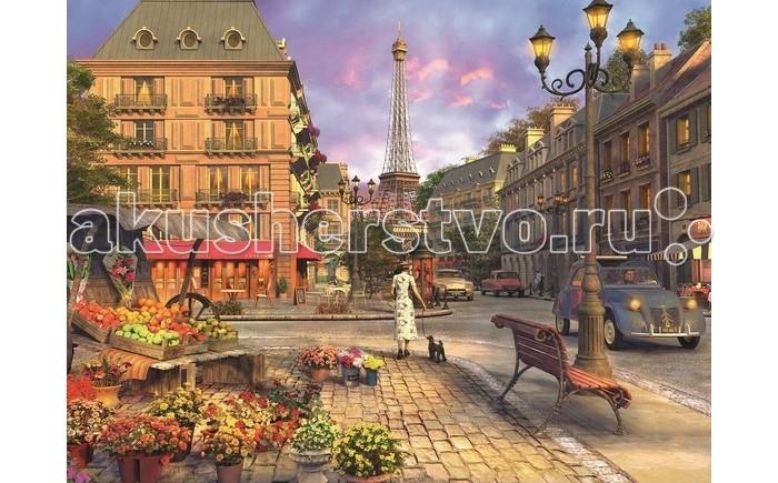 Ravensburger Пазл Старый Париж 1500 элементов