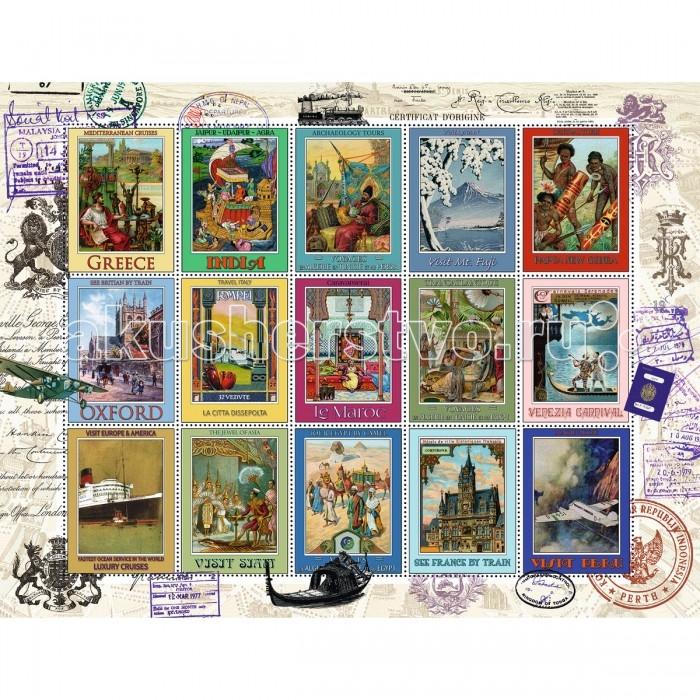 Ravensburger Пазл Коллекция марок 2000 элементовПазл Коллекция марок 2000 элементовRavensburger Пазл Коллекция марок 2000 элементов 16602  Пазл Коллекция марок от компании Ravensburger состоит из 2000 элементов. Разрозненные и окрашенные в соответствующие цвета они легко собираются в красочную картинку, скрепляясь между собой в правильном порядке. Изображение коллекции почтовых марок можно будет заключить в рамку и украсить им комнату или же разобрать и начать увлекательный процесс заново.  Размер собранного поля: 98 х 75 см.<br>