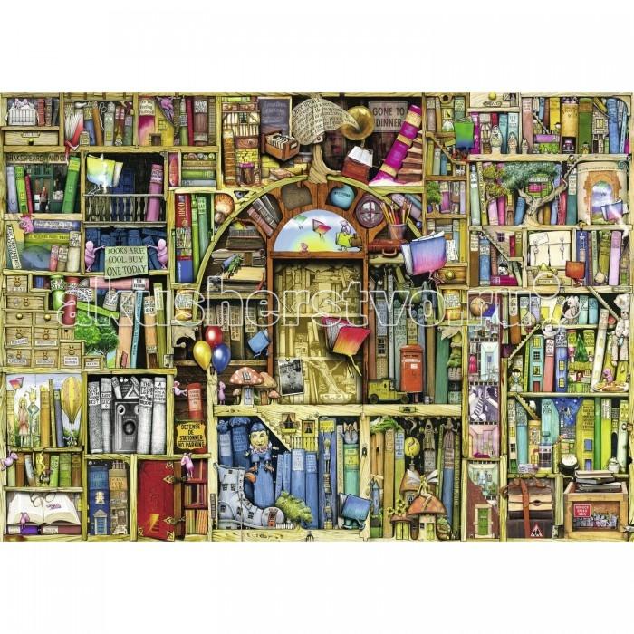 Ravensburger Пазл Необыкновенный книжный магазин№2 1000 элементов