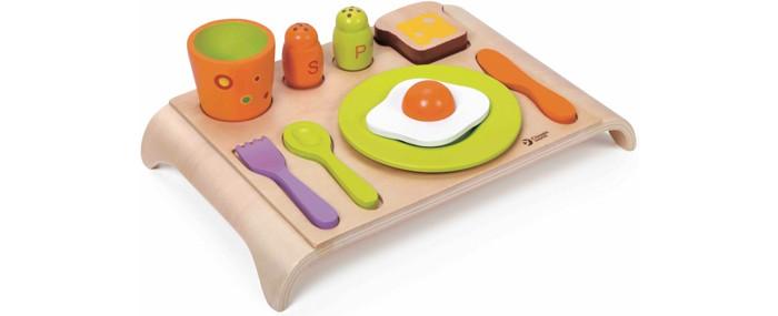 Деревянная игрушка Classic World Развивающая игра Весёлый завтрак