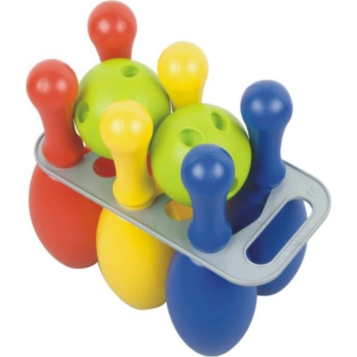 Dolu Набор для боулингаНабор для боулингаИграй в боулинг вместе с набором Dolu.  Подарив ребенку набор, вы можете быть уверенными в том, что теперь в вашем доме детский смех не закончится ни на минуту.  Приглашайте друзей, играйте вместе.  Набор прекрасно развивает детскую моторику и мускулатуру рук, остроту зрения.<br>