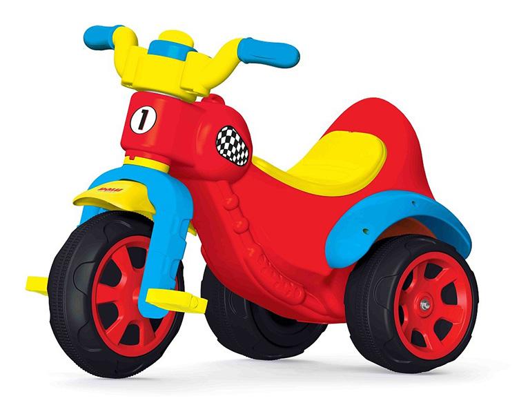 Педальные машины Dolu Мотоцикл с педалями