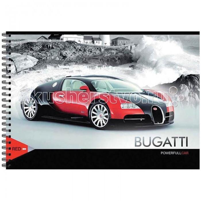 Спейс Альбом для рисования Авто Powerful car 32 листа