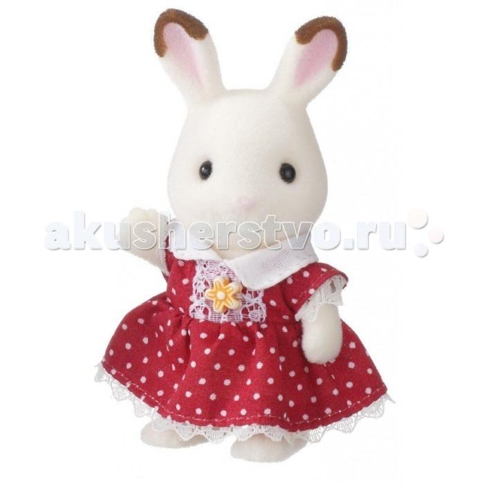 Sylvanian Families Шоколадный кролик Сестричка Фрея 90 см