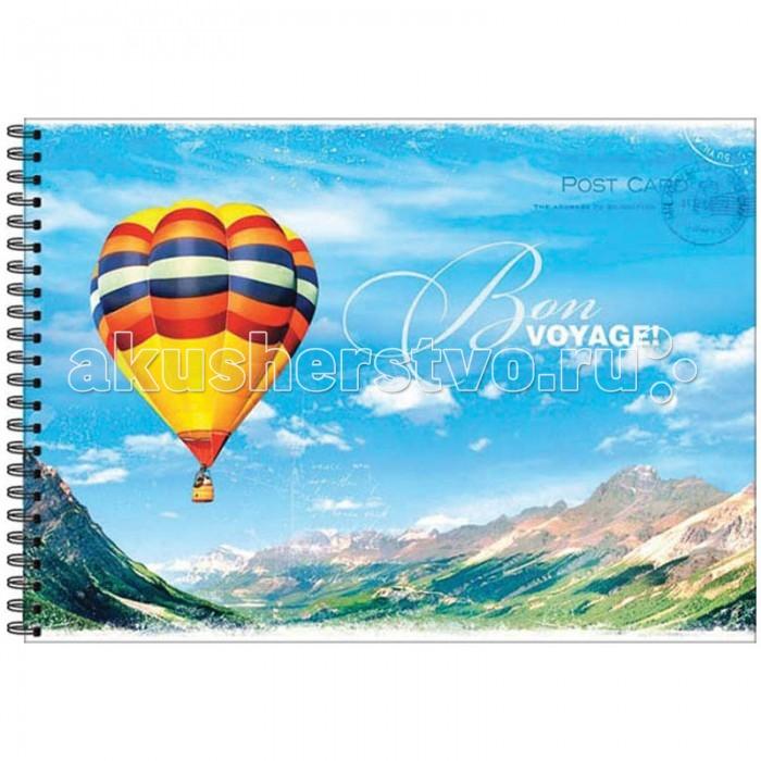 Спейс Альбом для рисования Путешествия Bon voyage 32 листа