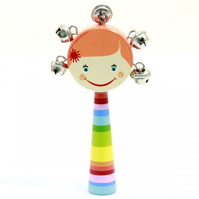 Музыкальная игрушка Фабрика фантазий Бубенцы, Веселые ребята 42290Бубенцы, Веселые ребята 42290Деревянная игрушка бубенцы, Веселые ребята развивает слух, моторику, цветовое восприятие и концентрацию внимания даже самых маленьких детей.   Все элементы игрушки выполнены из прочного и безопасного дерева и покрыты нетоксичной краской на водной основе.<br>