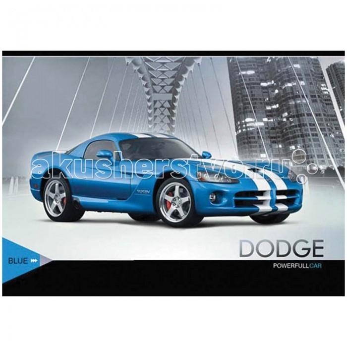 Спейс Альбом для рисования Авто Powerful car 40 листов