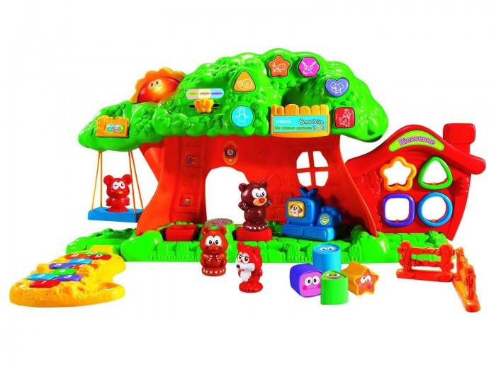 Электронные игрушки Vtech Веселый зоосад 80-069726