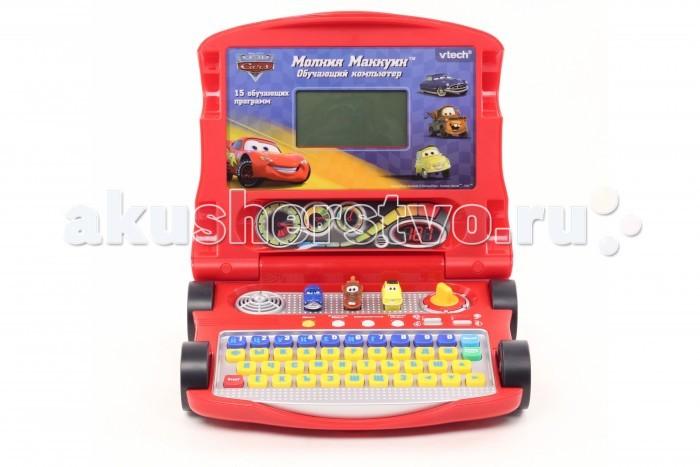Электронные игрушки Vtech Обучающий компьютер Молния Маккуин 80-075926