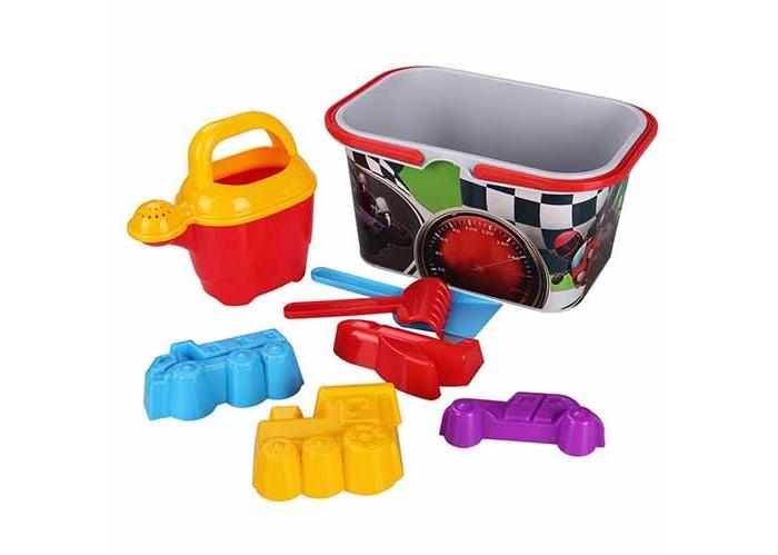Альтернатива (Башпласт) Набор детский для игры с песком Чудо Детки