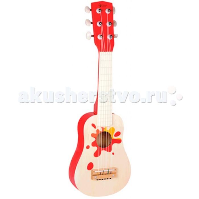 Музыкальная игрушка Classic World Деревянная гитара Гавайи