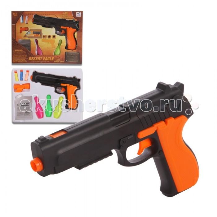Yako Игрушечный пистолет с мягкими пульками Y4416878