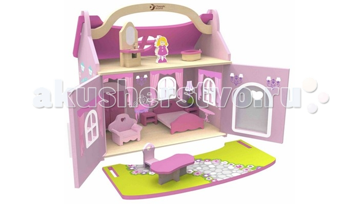 Classic World Домик маленькой принцессы