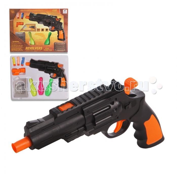 Yako Игрушечный пистолет с мягкими пульками Y4416874