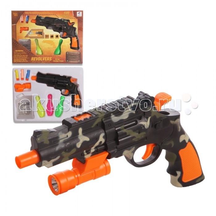 Yako Игрушечный пистолет с мягкими пульками Y4416875