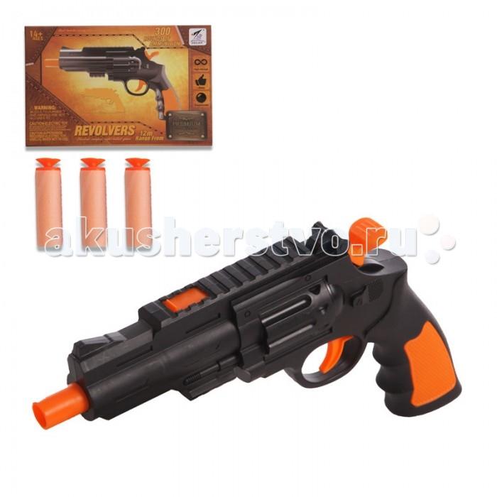 Yako Игрушечный пистолет с мягкими пульками Y4416876Игрушечный пистолет с мягкими пульками Y4416876Игрушечный пистолет от компании Yako Toys прекрасно подойдет юному джентельмену, желающему навести порядок на улицах родного городка.   Пульки для этой модели - мягкие, и поэтому не причиняют вреда.  Взвод механизма - отведением назад планки сверху.  Стреляет дротиками Nerf - примерно на 8-9 метров.  Дальность стрельбы гелевыми шариками - примерно 10-12 метров.  В комплекте сухие шарики (для подготовки к стрельбе их нужно положить в воду).<br>